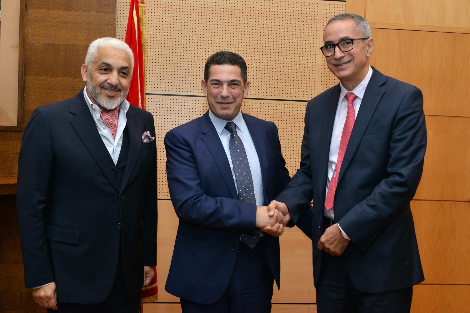 Vivo Energy Maroc, le MEN et la Fondation Zakoura signent une convention pour l'extension du programme d'éducation à l'environnement