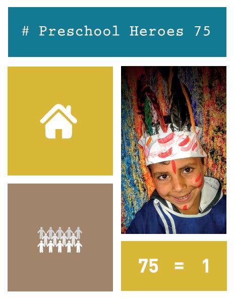 # Preschool Heroes 75 : déjà deux entreprises participantes et une école en cours d'ouverture !