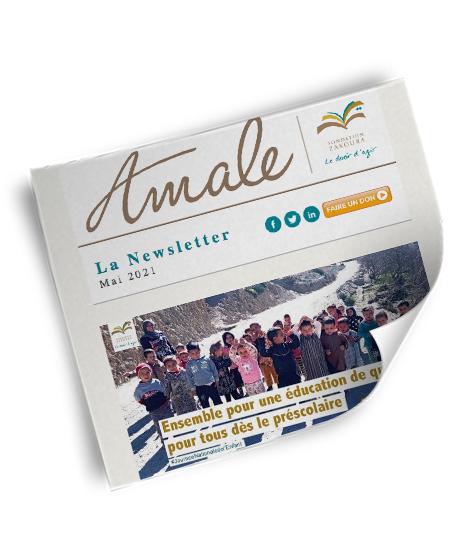 Newsletter Amale Mai 2021