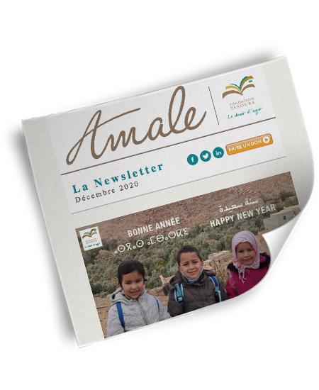 Newsletter Amale Décembre 2020