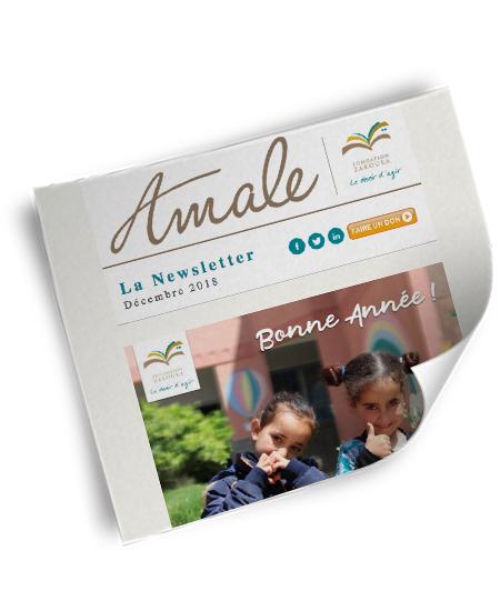 Newsletter Amale Décembre 2018