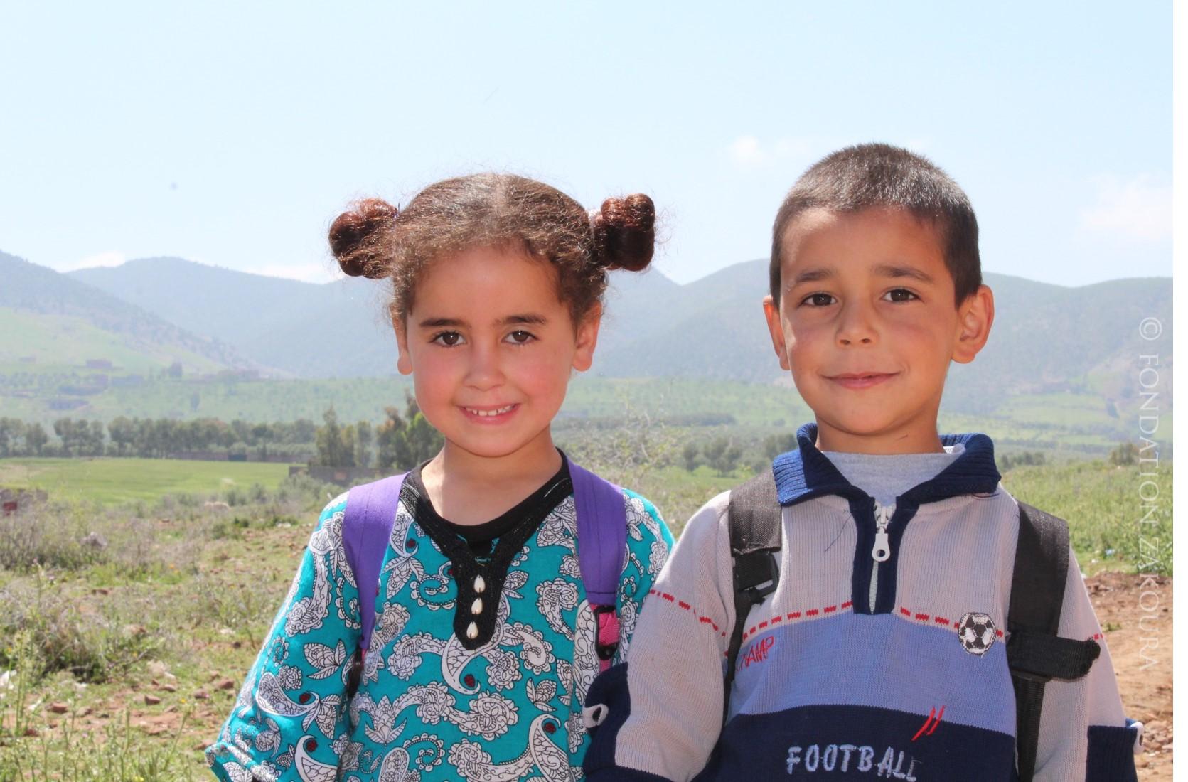 Entreprises et citoyens, tous pour le Fonds pour l'Education en zone Rurale