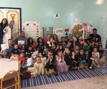 Des #Preschool Heroes à Aourir
