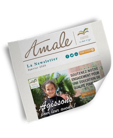 Newsletter Amale Janvier 2020