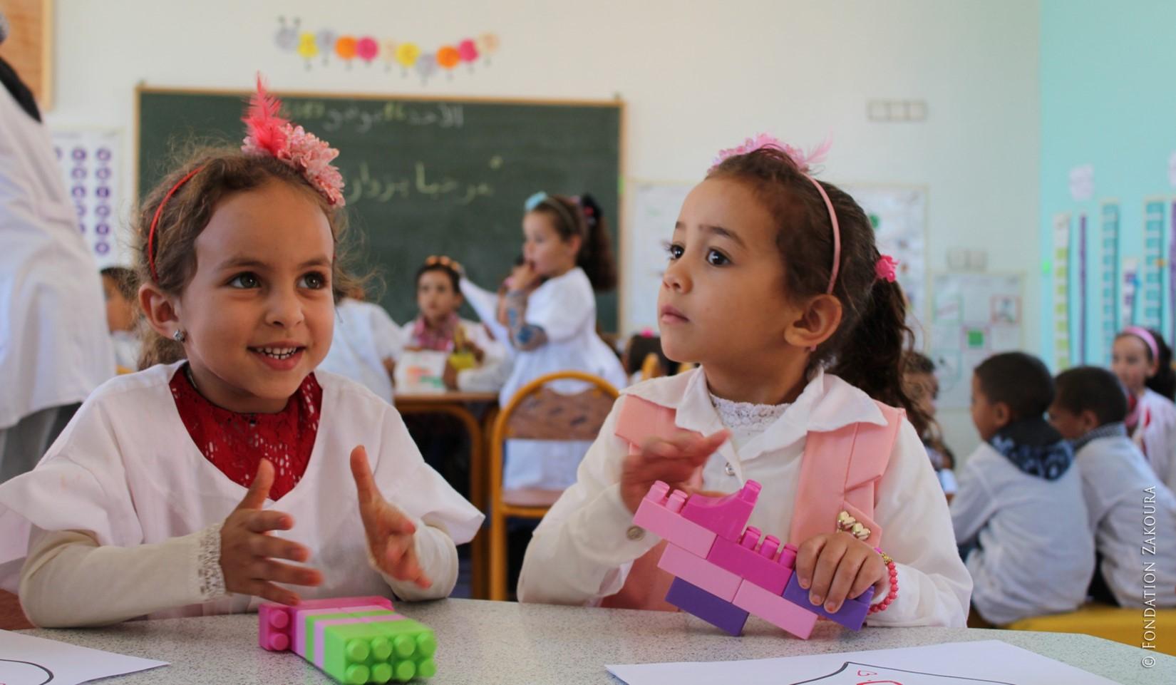Plus de 170 nouvelles écoles préscolaires pour des milliers d'enfants en zone rurale