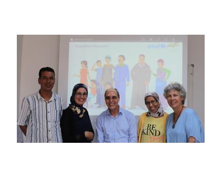 La semaine de l'éducation parentale à la Fondation Zakoura