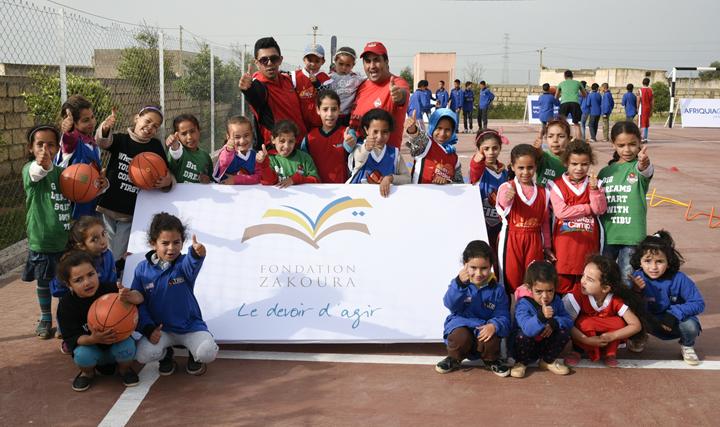 «Basket F'douar », une première au Maroc !