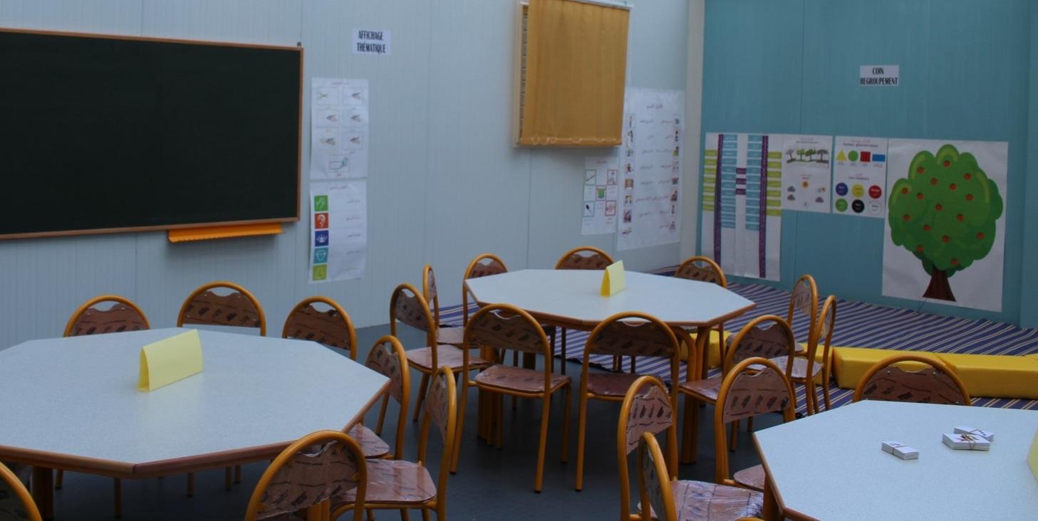 Pérennisation des écoles de préscolaire ANEER en collaboration avec les autorités locales