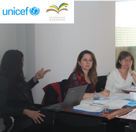 L'Unicef et la Fondation Zakoura pensent aussi aux parents
