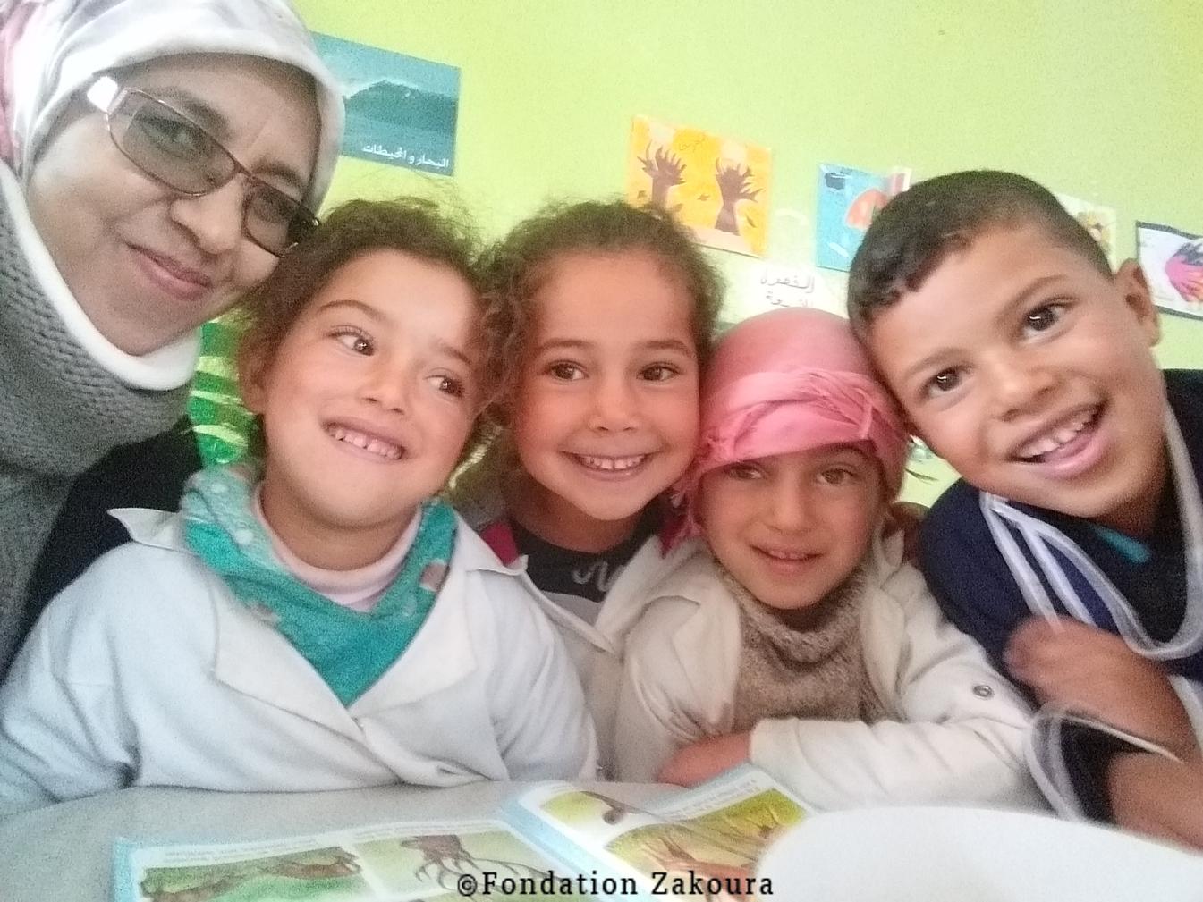 Témoignage de Bouchra Kamal, Responsable pédagogique à la Fondation Zakoura