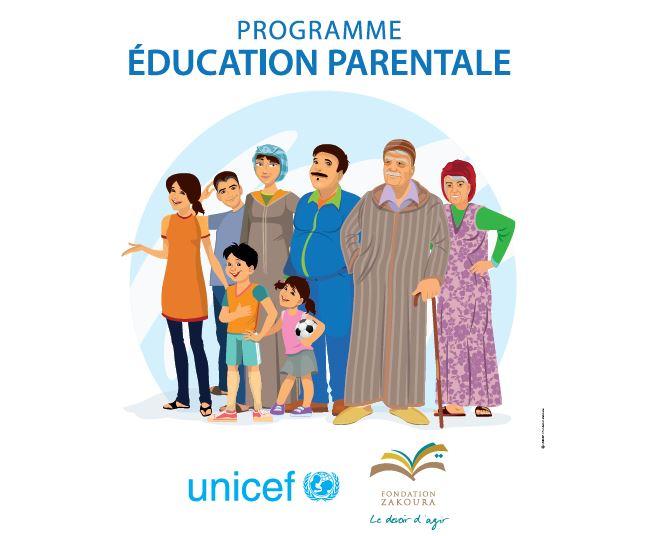 Le programme d'éducation parentale fait l'objet d'une formation régionale