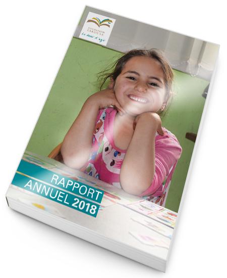 Consultez notre Rapport annuel 2018