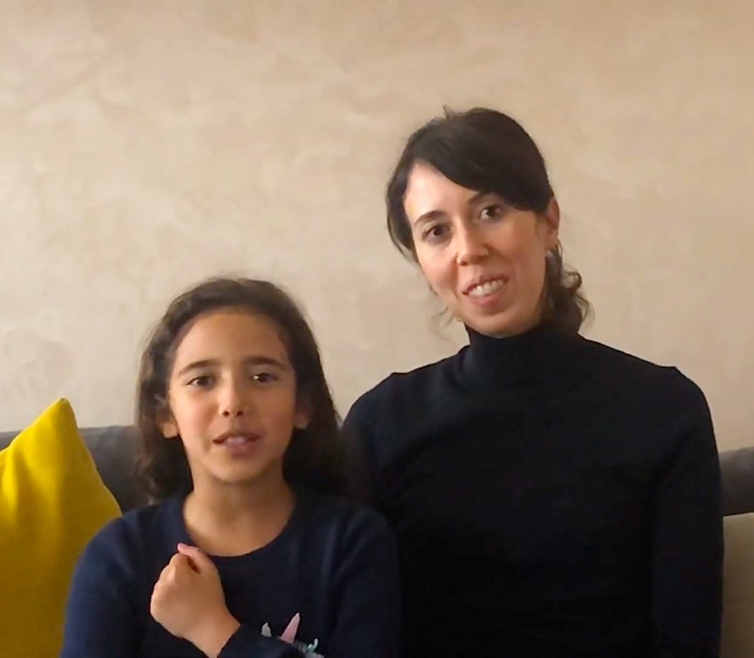 Témoignage de Leila Bazzi, ambassadrice #Preschool Heroes