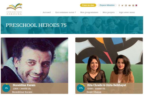La campagne #Preschool Heroes poursuit sa lancée !