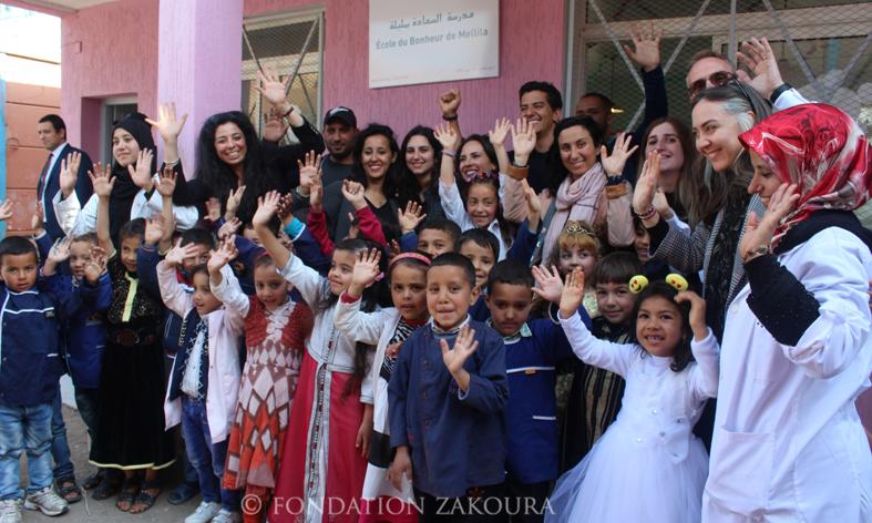 La campagne #Preschool Heroes 75 compte 3 nouvelles écoles de préscolaire !
