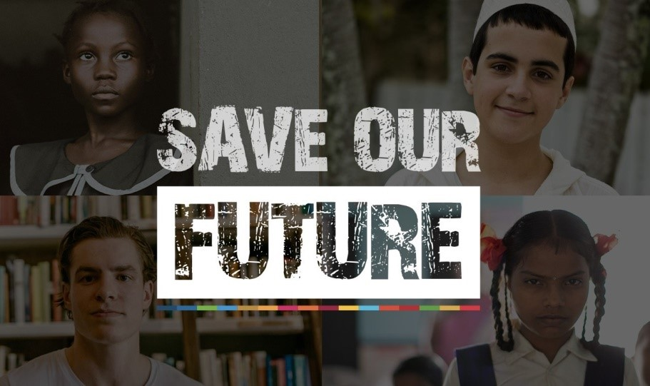 La Fondation Zakoura participe à la campagne internationale #SaveOurFuture