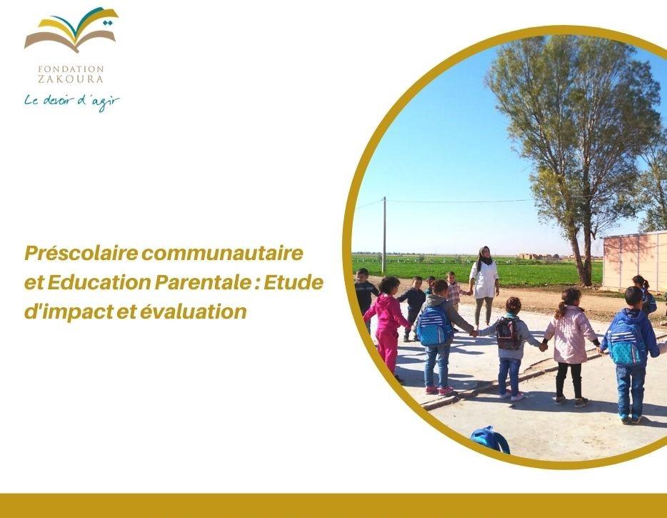 Préscolaire : La Fondation dévoile les grandes lignes des études d'impact et d'évaluation de ses programmes