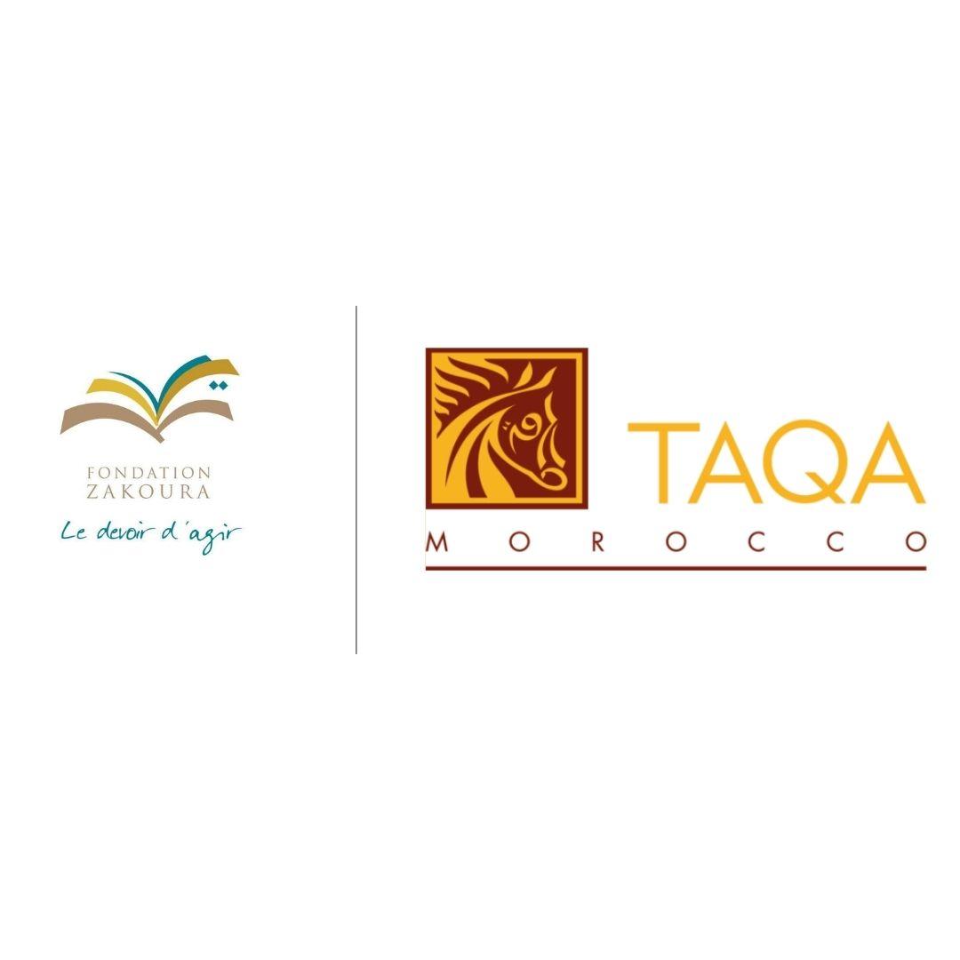 TAQA Morocco s'engage aux côtés de la Fondation Zakoura
