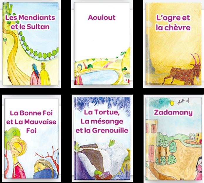 inwi, Yanbow El Kitab et la Fondation Zakoura présentent des contes animés pour enfants à lire et à écouter !