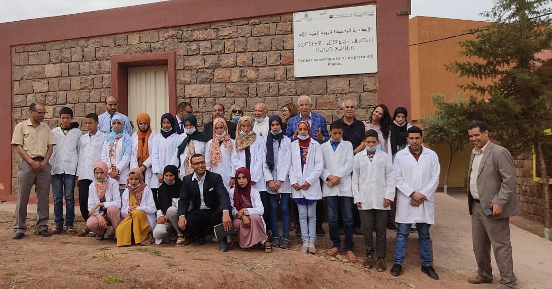 Le CORP accueille des membres du Conseil d'administration de la Fondation