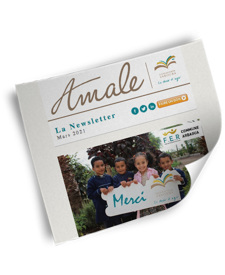 Newsletter Amale Mars 2021