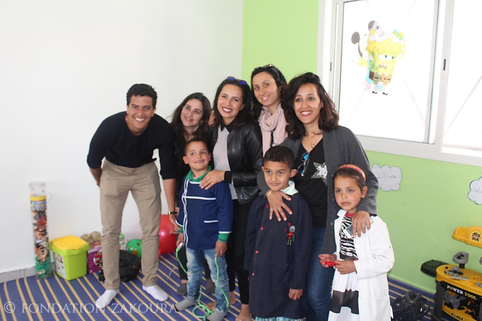 Un Community Initiative Award pour la campagne #PreschoolHeroes !