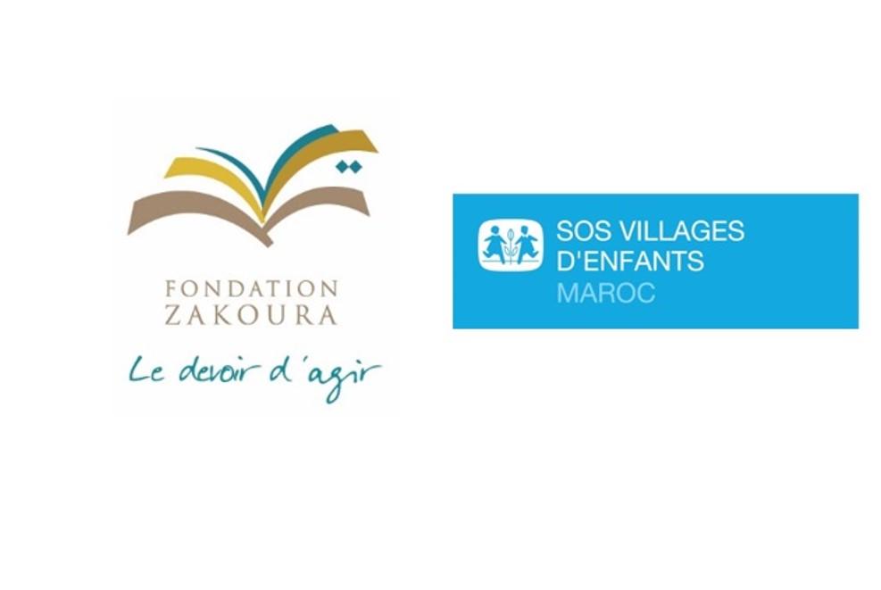 SOS Village d'enfants Maroc signe deux nouvelles conventions avec la Fondation Zakoura