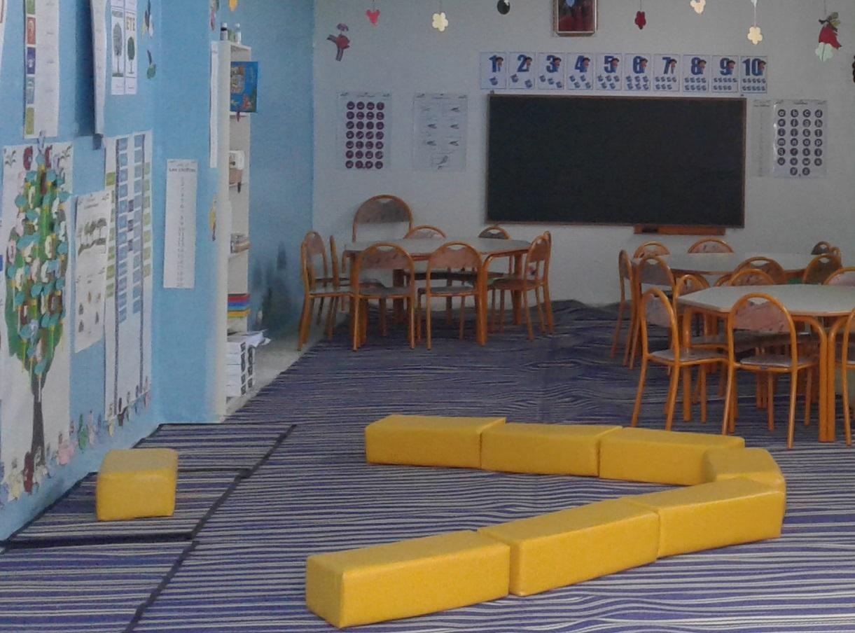 Une école de préscolaire pour le douar Khorba