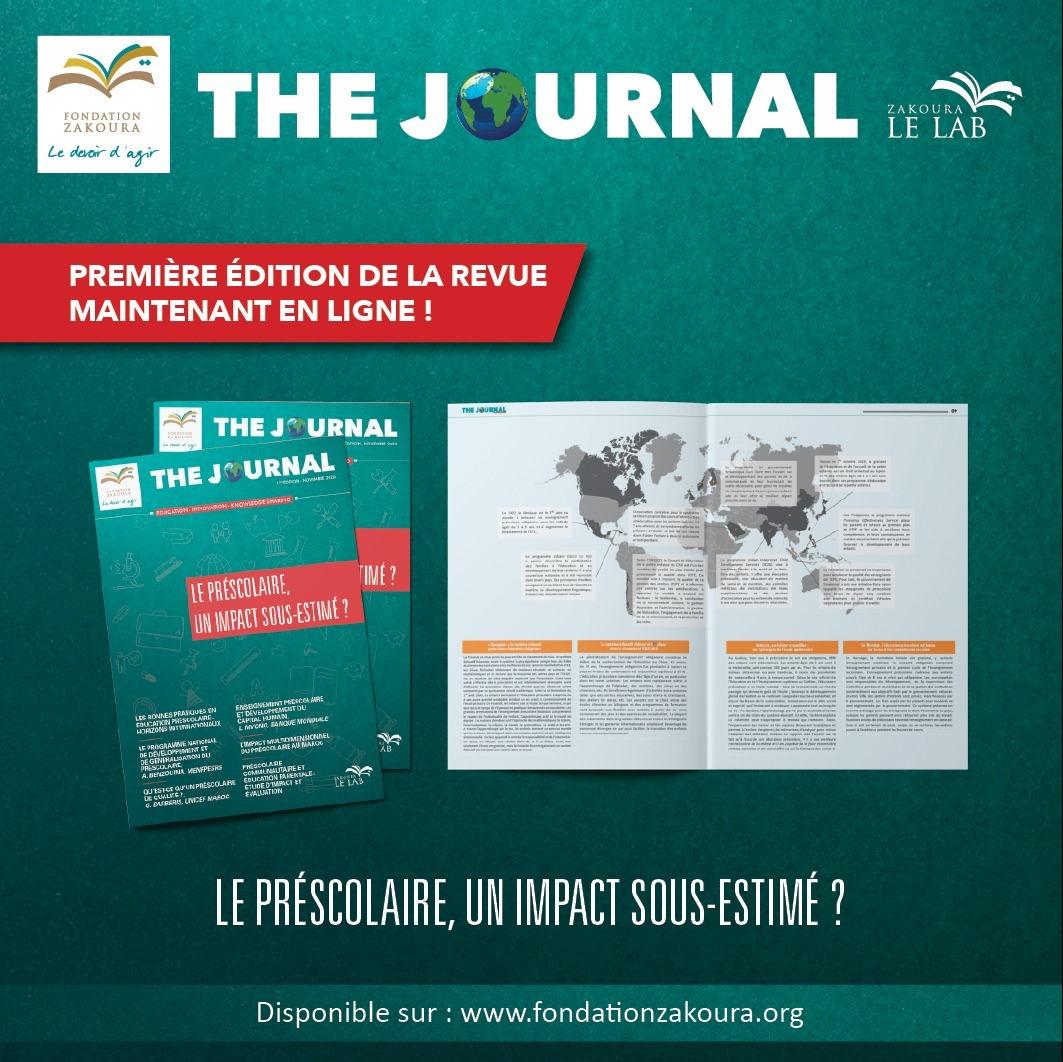 The Journal, une nouvelle revue tournée vers le knowledge sharing