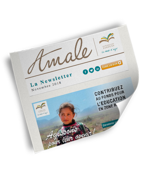 Newsletter Amale Novembre 2018