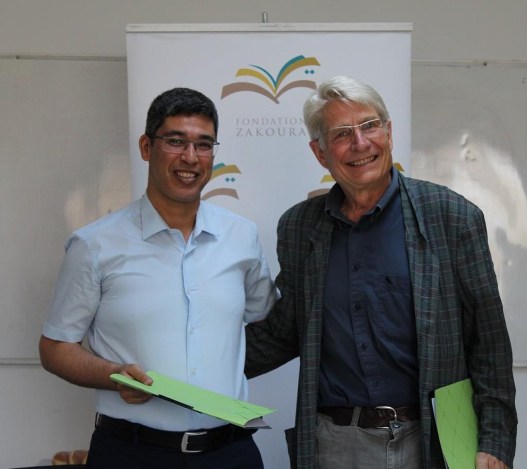 Caritas Maroc fait appel à l'expertise de la Fondation Zakoura