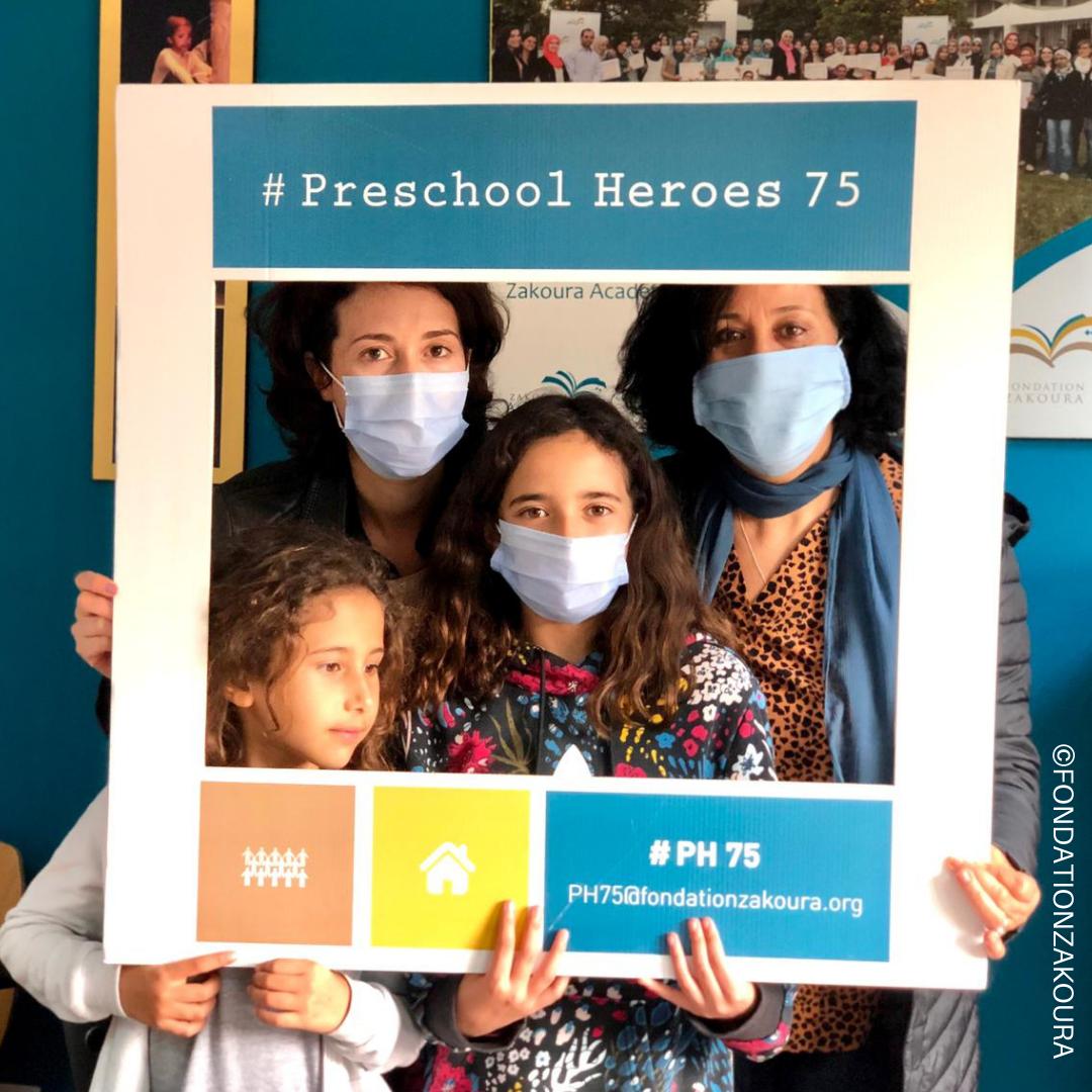 Témoignage de Leila Bazzi, Ambassadrice #PreschoolHeroes