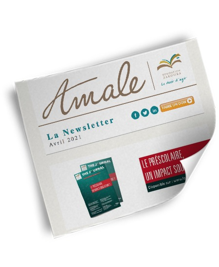 Newsletter Amale Avril 2021
