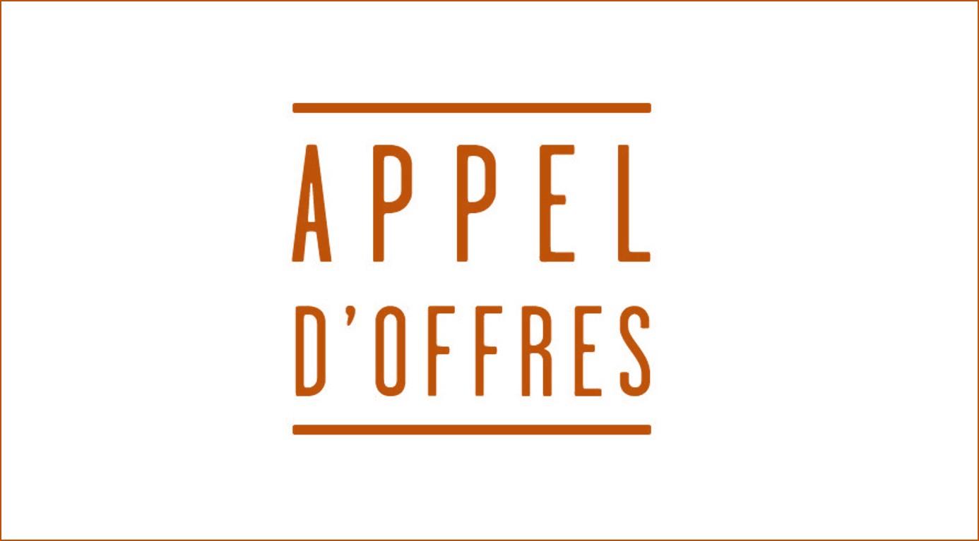 Appel d'offre restreint - Achats Motocycles