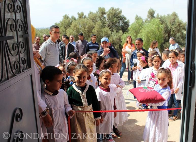 Life ONG en visite à Taroudant