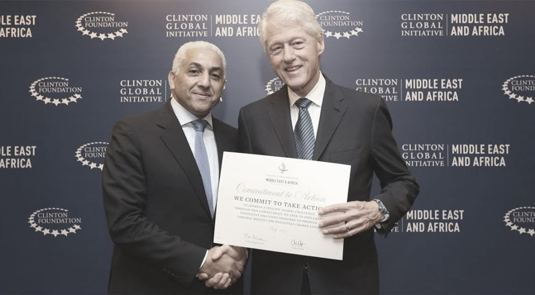 L A FONDATION ZAKOURA À L'HONNEUR LORS DE LA CLINTON GLOBAL INITIATIVE