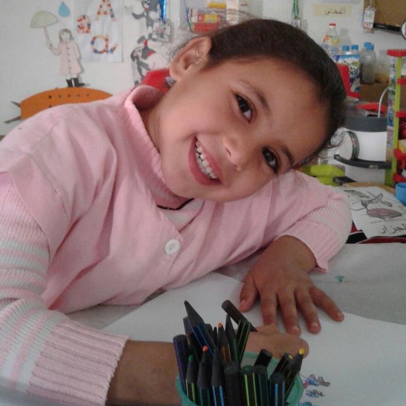 nora, 5 ans