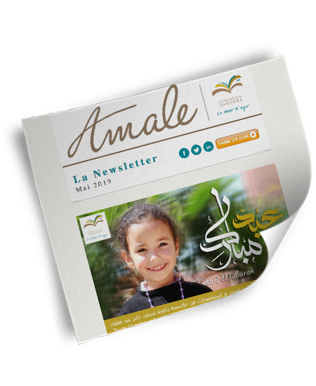 Newsletter Amale - Mai 2019