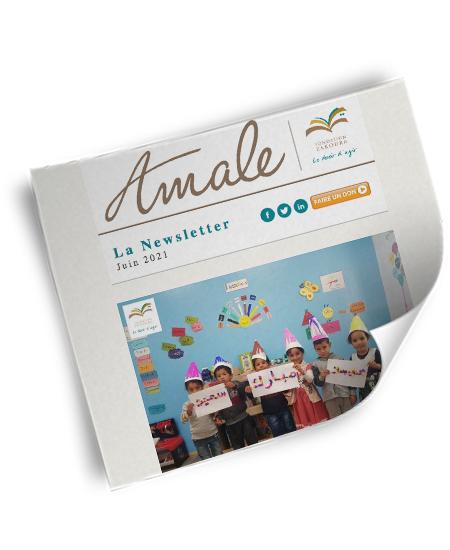 Newsletter Amale - Juin 2021