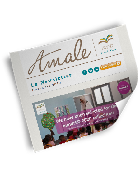 Newsletter Amale - Novembre 2019