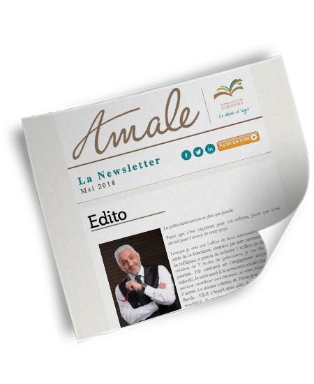 Newsletter Amale - Mai 2018