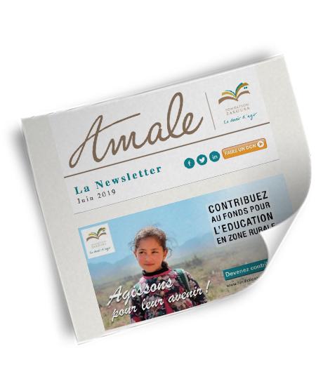 Newsletter Amale - Juin 2019