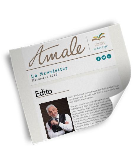 Newsletter Amale - Déc 2016