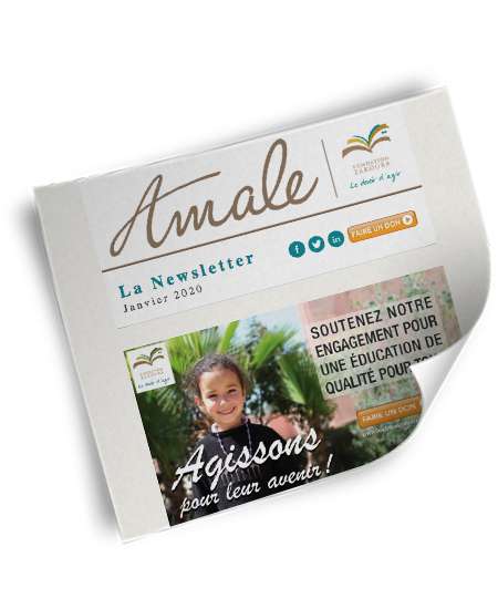 Newsletter Amale - Janv 2020