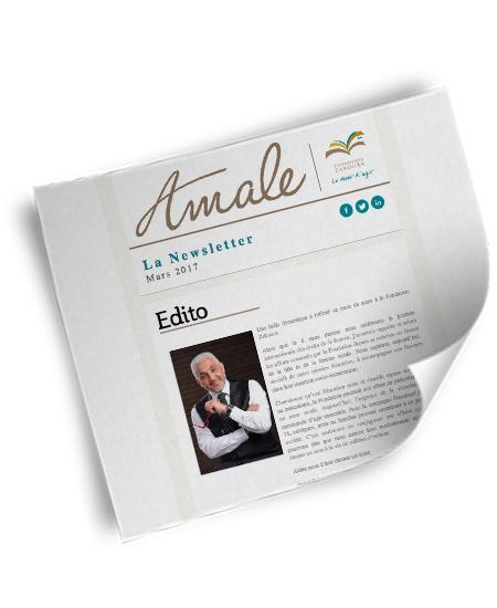 Newsletter Amale - Mars 2017