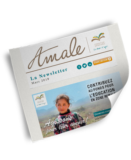 Newsletter Amale - Mars 2019