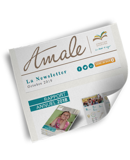 Newsletter Amale - Octobre 2019