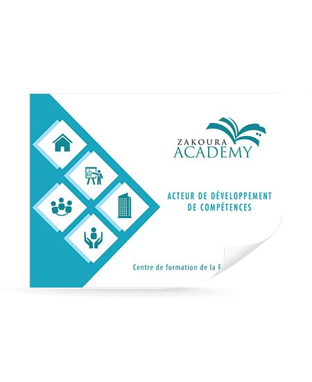 Brochure Zakoura Academy
