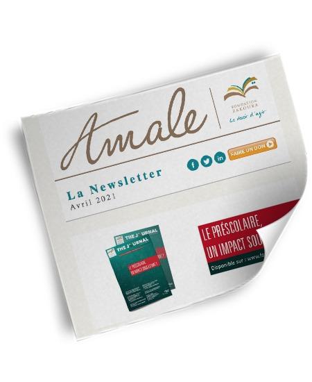 Newsletter Amale - Avril 2021