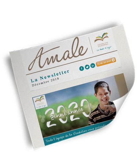 Newsletter Amale - Déc 2019